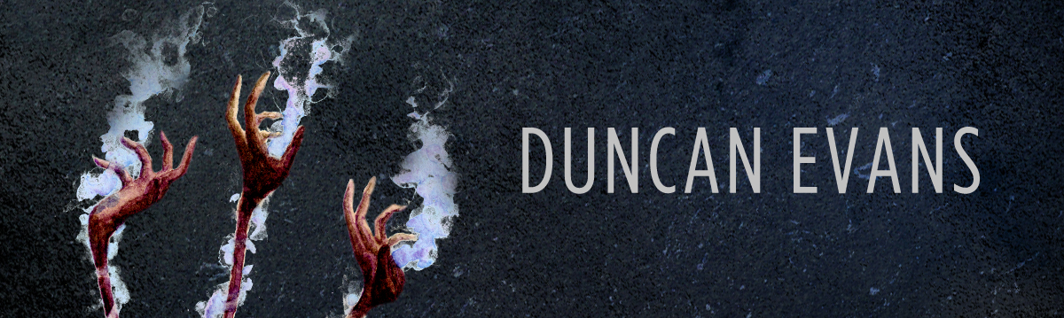 Duncan Evans - Official website
