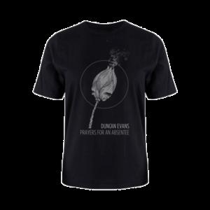 Duncan Evans - Prayers For An Absentee - T-Shirt