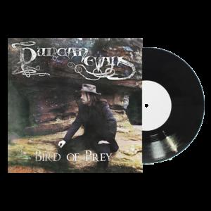 """Duncan Evans - Bird of Prey - 7"""" Single"""