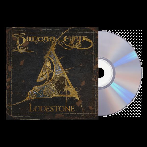 Duncan Evans - Lodestone - Digipack CD