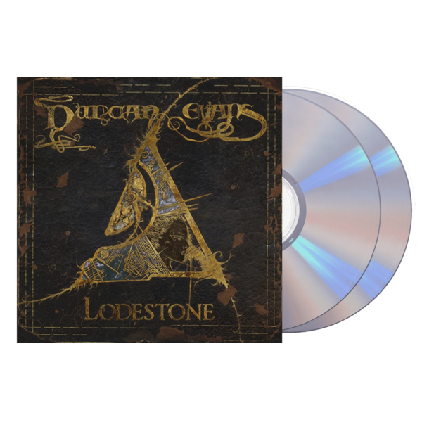 Duncan Evans - Lodestone - Deluxe CD & DVD Box