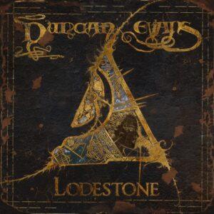 Duncan Evans - Lodestone -Album cover